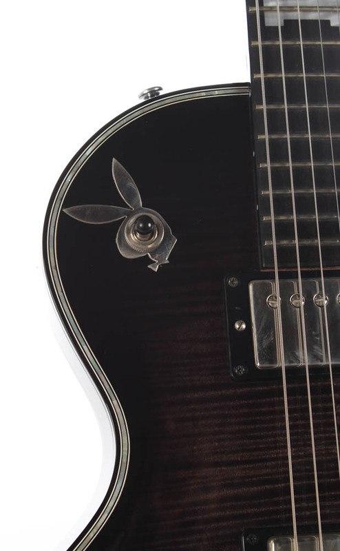 Gibson Custom Shop Les Paul Custom Limited Edition Playboy