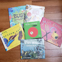Bug Books