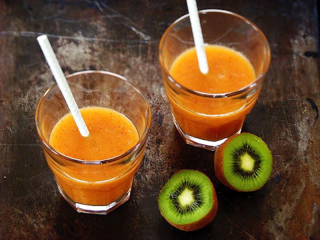recette bio de boisson au fruits