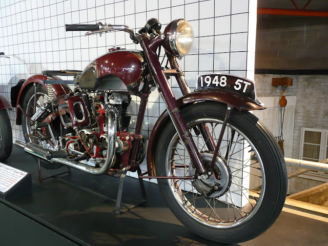 Triumph Speed Twin Front look