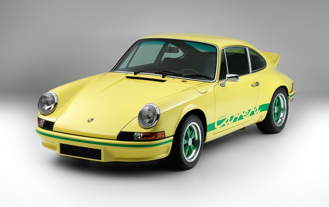 1973 Porsche 911 Carrera Rs 27 For Sale In Luxembourg