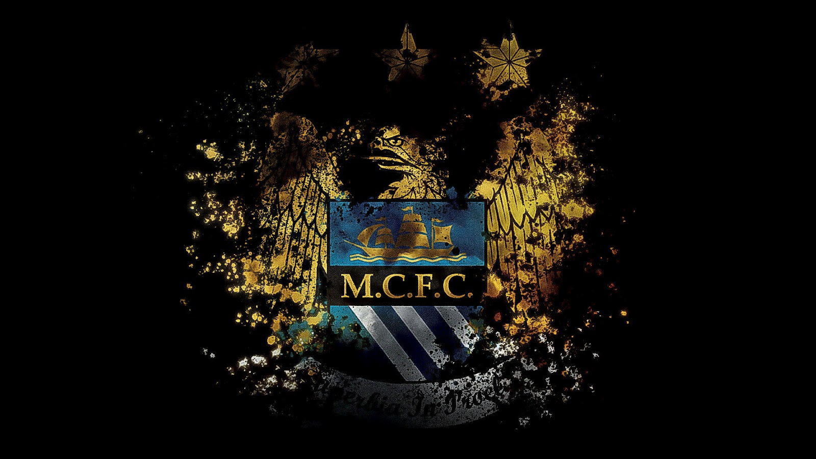Manchester City 2013 Wallpapers HD