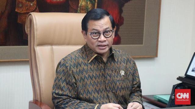 Istana Khawatir Rugi Jika Tetapkan Bencana Nasional di Lombok
