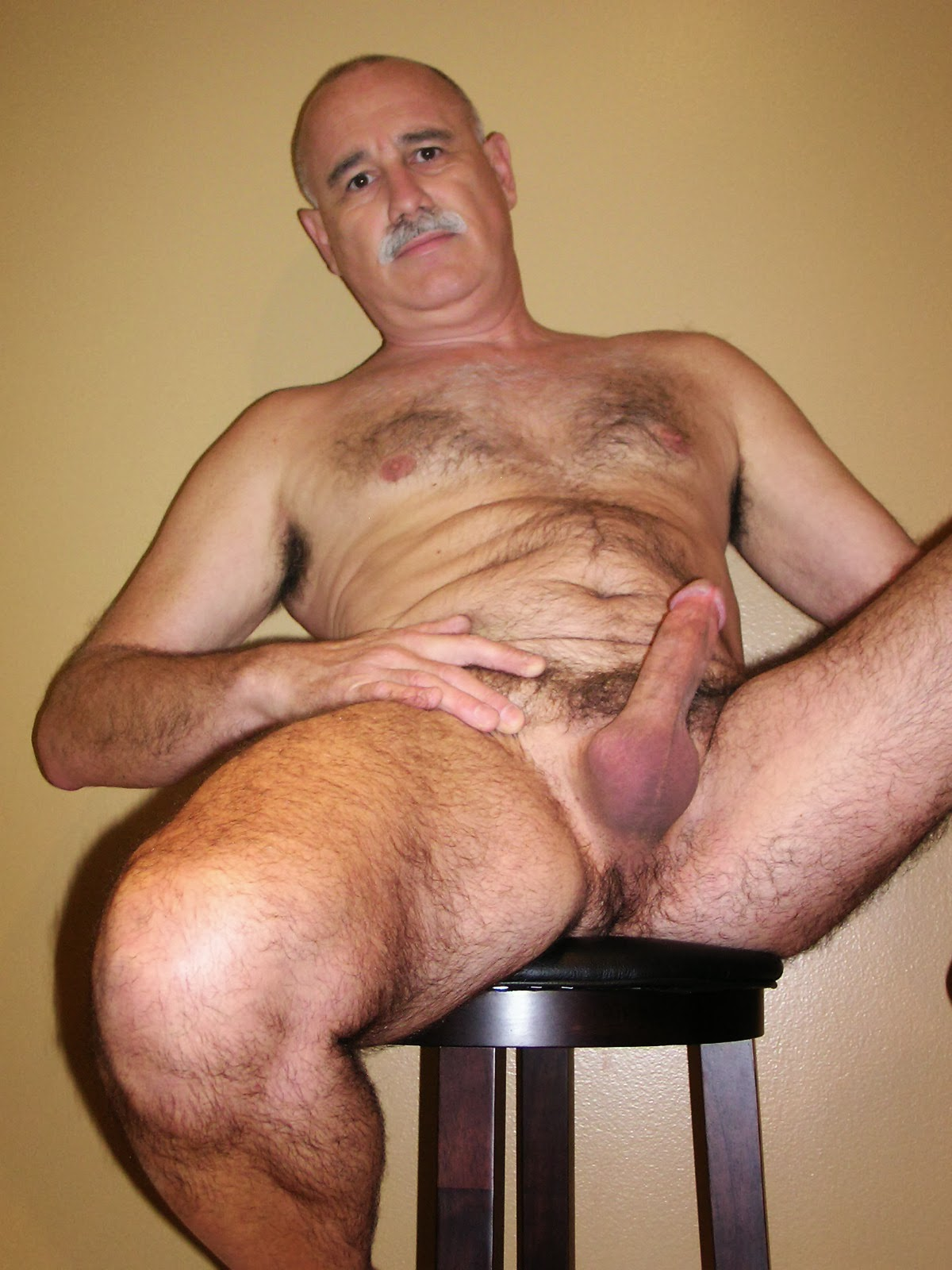 Hairy Daddy Bear-8226