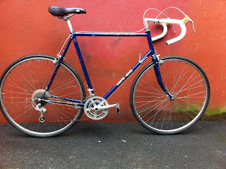 Bike Boom Refurbished Bikes 1984 Trek 420 Touring Bike