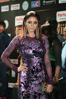 Shilpi Sharma looks Glamorous in Transparent Purple Glittering Gown at IIFA Utsavam Awards 008.JPG
