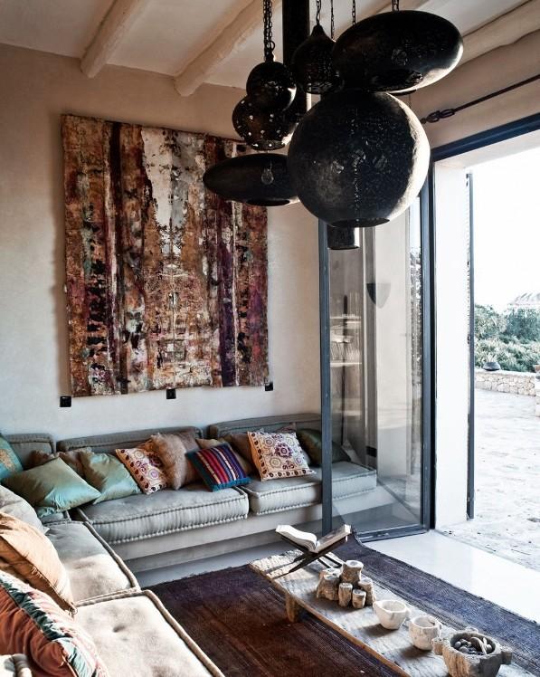 decoracion casas mediterraneas en el blog chicanddeco