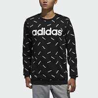 adidas Graphic Sweatshirt Men's