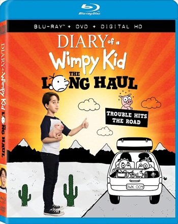 Diary Of A Wimpy Kid The Long Haul 2017 Dual Audio Hindi 720p BluRay 750mb