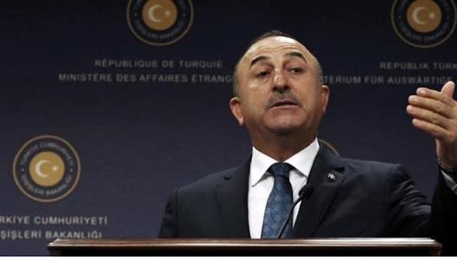 Νέες ΑΠΕΙΛΕΣ Τσαβούσογλου προς ΕΕ: Δώστε βίζα σε Τούρκους ή ξεχάστε την συμφωνία για το μεταναστευτικό