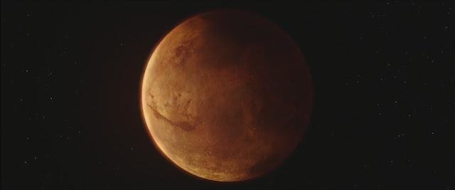 The Space Between Us Mars movie image