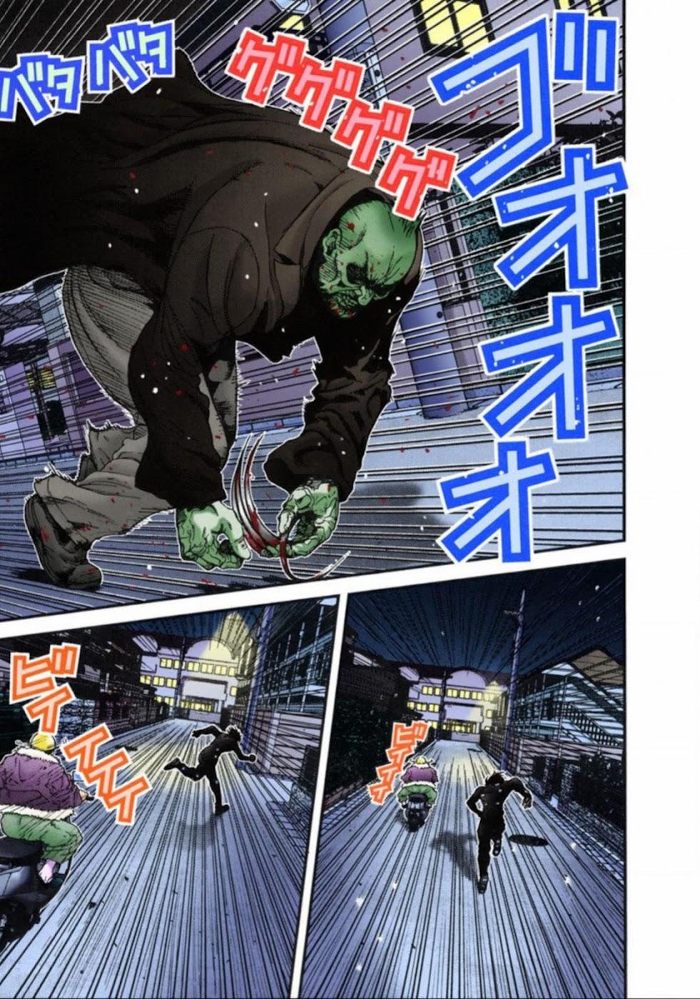 Gantz Chap 15: Nhảy hoặc chết trang 5