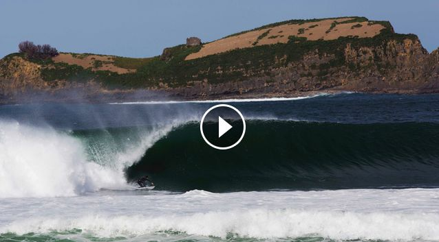 The Endless Winter Surfing Europe - Ep1 The Legend of Mundaka
