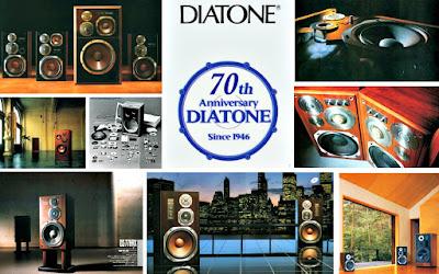 diatone loudspeakers