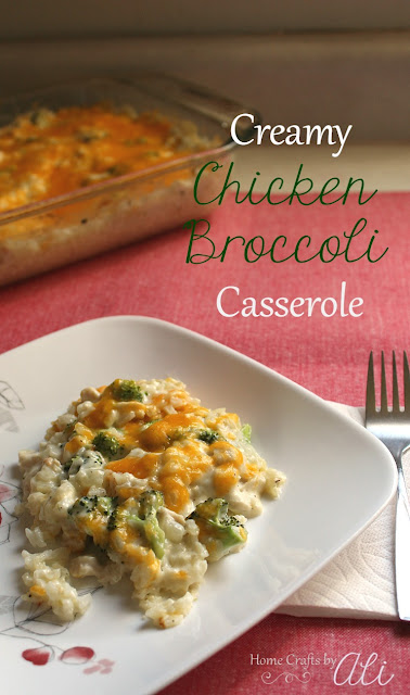 creamy chicken broccoli rice casserole creamy delicious