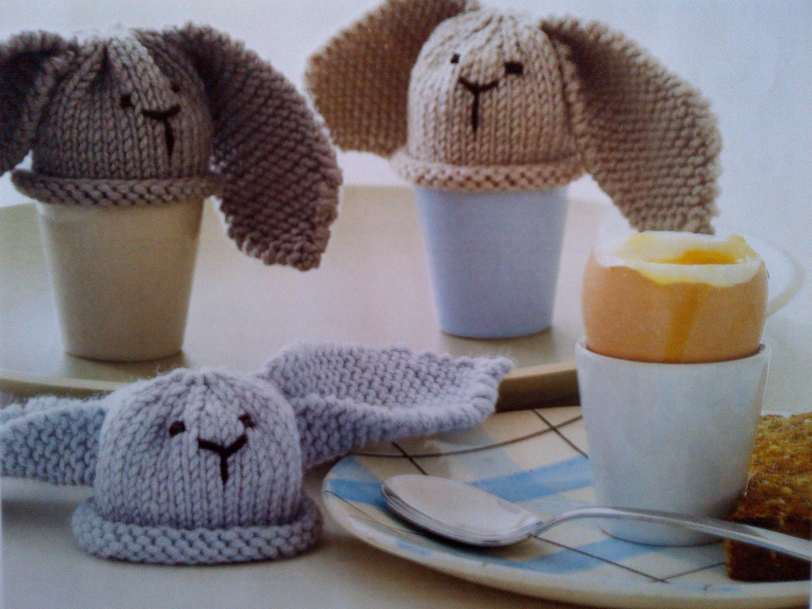 Team Rigby: Knitting For The Daily Mail