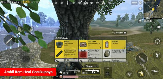 Strategi Mencari Loot Yang Tepat Di PUBG Mobile