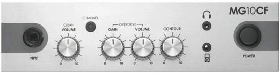 Marshall MG Combo Amp