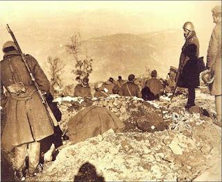 Σαν σήμερα η Μάχη Ελαίας-Καλαμά (2-8 Νοεμβρίου 1940)
