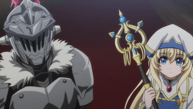 الحلقة الثانية من Goblin Slayer مترجمة