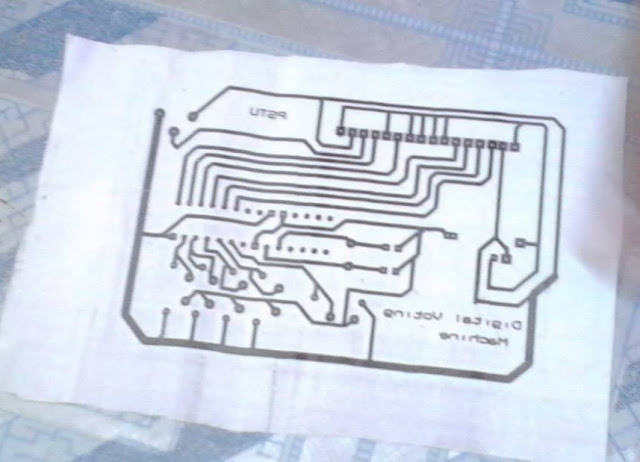 how to make a circuit board