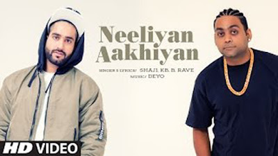 Neeliyan Ankhiyan - Shaji, KB, B Rave | Latest Punjabi Songs 2017
