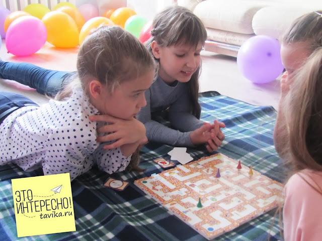 Игры в день рождения девочки 10 лет