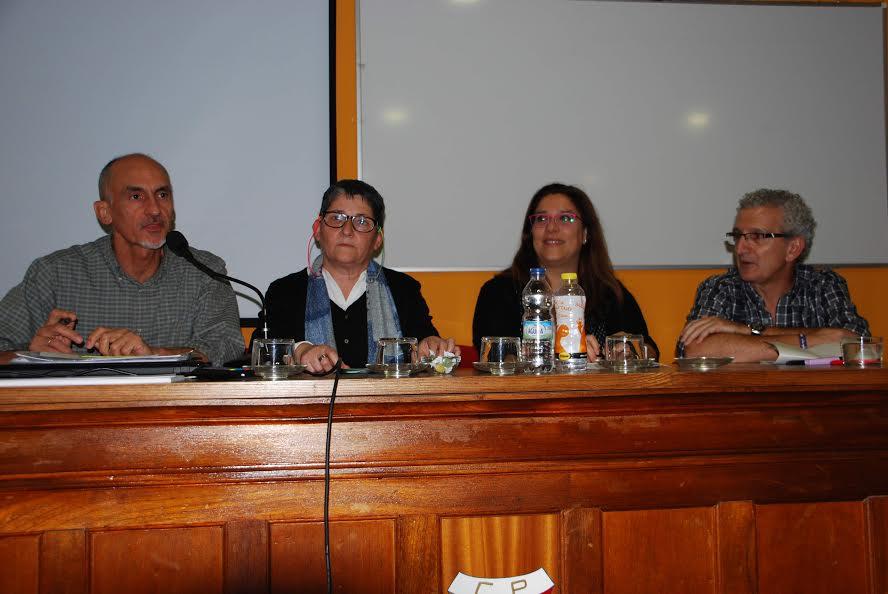 Ayer Sabado 24 De Noviembre Celebramos El IV Encuentro Del Foro Cristiano Zaragoza Varios Colectivos Y Movimientos Cristianos