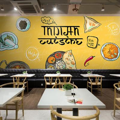 Mural Cafe, Mural Restaurant, Mural Hotel