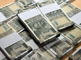 indian rs.500/- currency