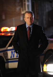Aidan Quinn as Captain Gregson in Elementary Episode # 12 M