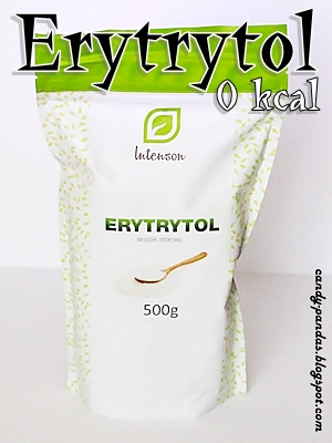 Erytrytol (E 968) - substancja słodząca 0 kcal