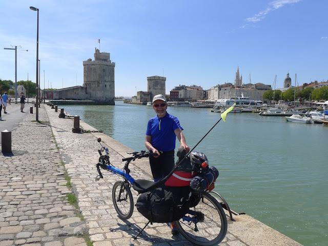 De Paris à la Rochelle en vélo couché, La Rochelle