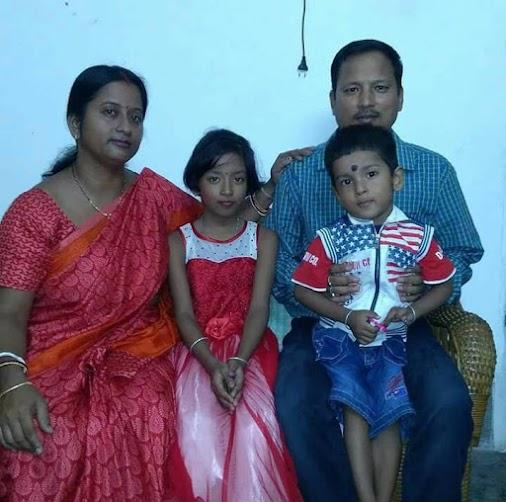 CPI (M) @cpimspeak Rajkumar Ray, a government school teacher in Karandighi, North Bengal, was the presiding...