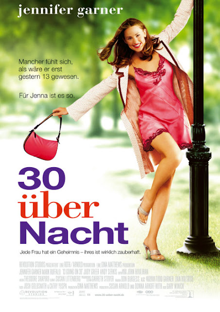 Filme, die ich mag: 30 über Nacht