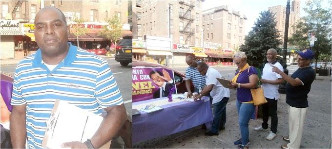 Movimiento Plataforma con Leonel busca miles de firmas en Nueva York para acto del 26 de agosto