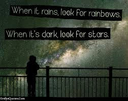 when it rains quotes