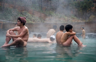 Etika Cara Mandi di Onsen dan Sento Jepang