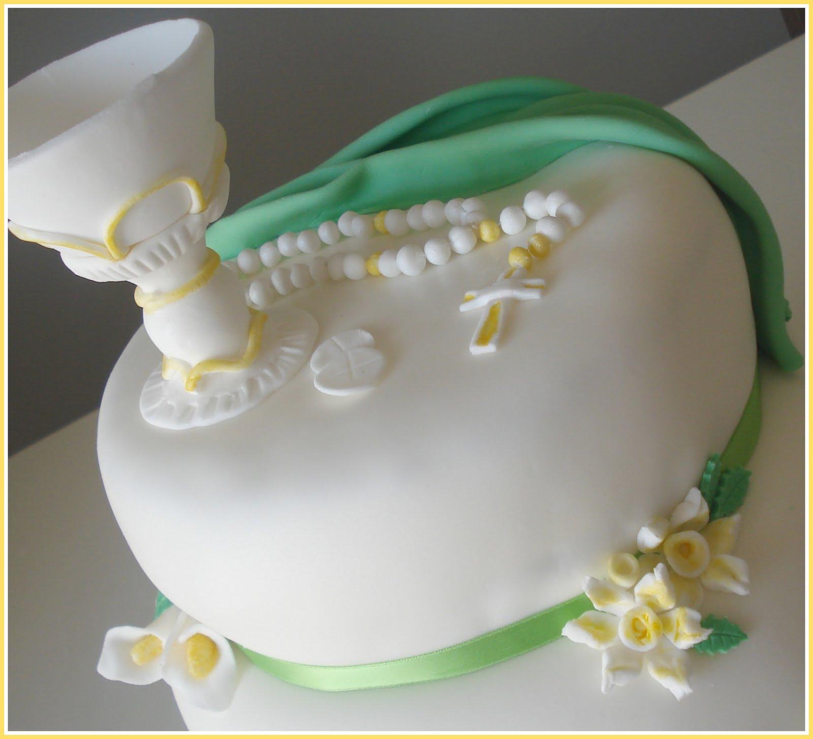 Buccia's Cakes: Torta Comunione
