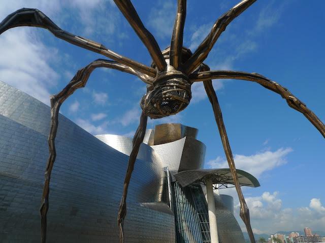 Tytan architektury - lśniący potwór z Bilbao