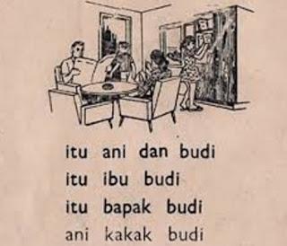 """Nenek Siti Rahmani Rauf, Penulis Buku Bahasa Indonesia """"Ini Budi"""" Tutup Usia"""