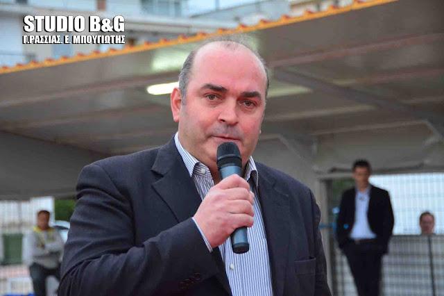 Βασίλης Σιδέρης: Το ΙΚΑ Κρανιδίου πρέπει να παραμείνει ανοιχτό για τους ασφαλισμένους