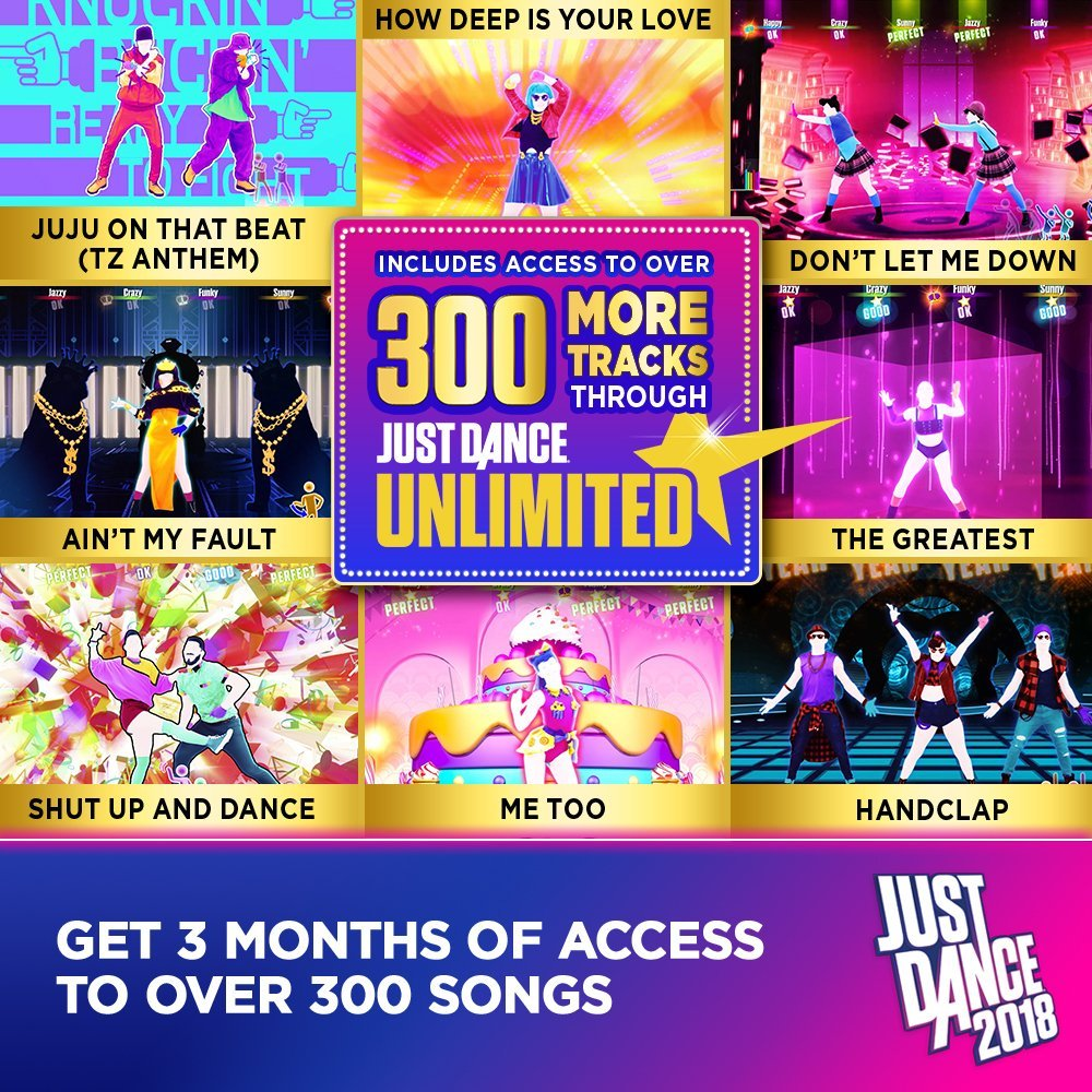 Songs of just dance 2018 - Blo dry bar austin