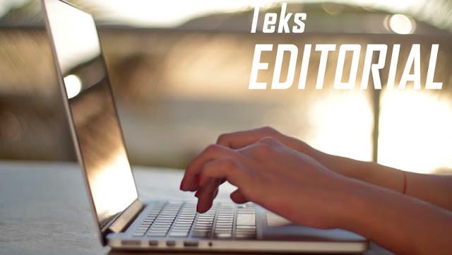 teks opini ialah sebuah karangan karya tulis yang berupa opini yang memuat pendapat Contoh dan Pengertian TEKS EDITORIAL / OPINI Lengkap dengan Strukturnya