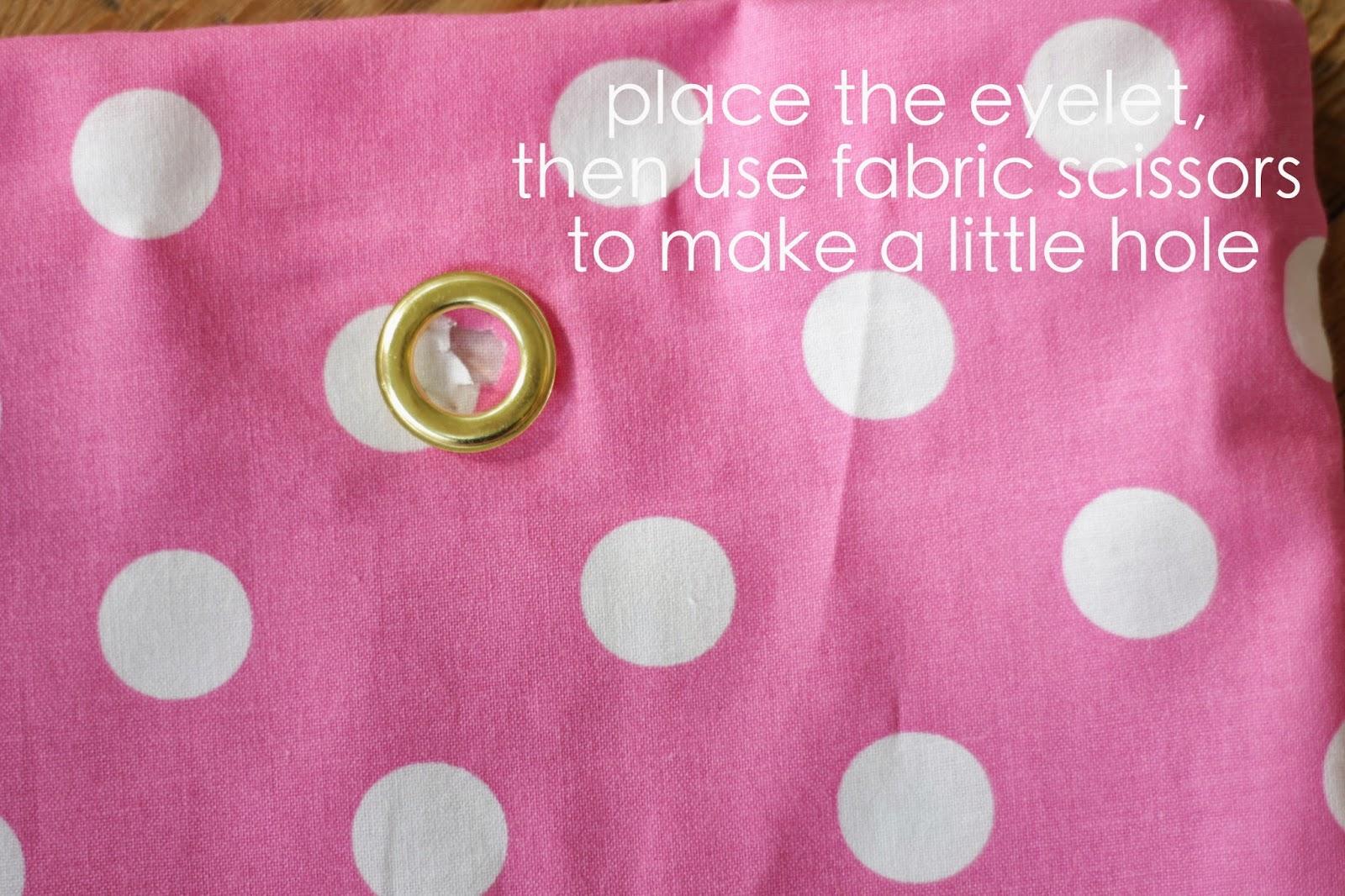DIY no sew tote