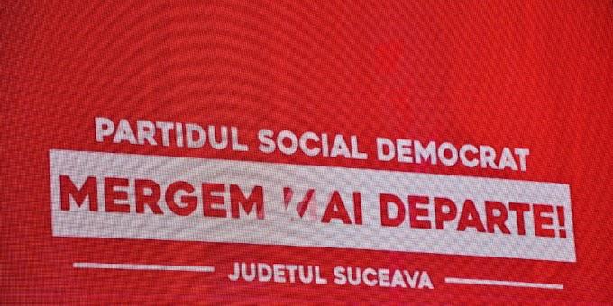PSD Suceava consideră că PNL ar trebui să recunoască realizările guvernării PSD-ALDE
