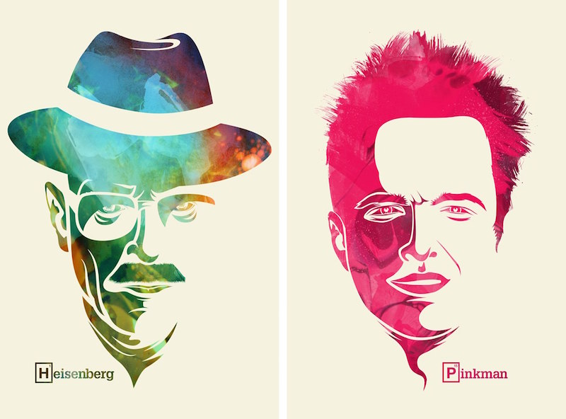 'Breaking Bad' y la sinestesia: un estudio del color