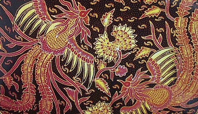MIA YULIA AUDINA Gambar batik