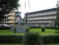 Lagos University Teaching Hospital Building