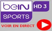 Bein Sport France HD 3 Live Streaming En Direct 2018